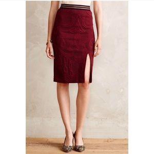 Maeve skirt from Anthropologie